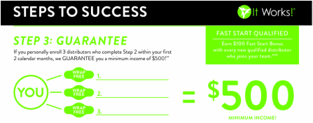 fast start qualified it works